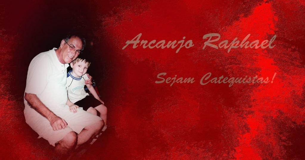 Arcanjo Raphael_Plano Fundo